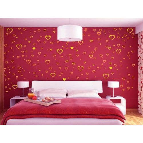 Heart Bedroom Wall Sticker At Rs 90 Piece Wall Stickers Id