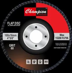 60 Grit Flap Disc