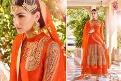 Floorlength Anarkali Suit