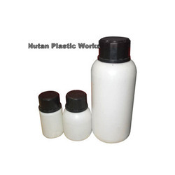 Round Plastic Bottle