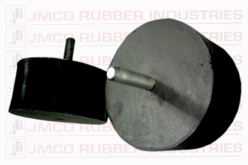 Rubber O Mounting