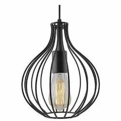 Antique Decorative Iron Hanging Lamp for Decoration, 3 W