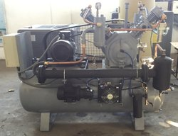 10 HP Booster compressor