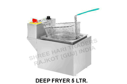 Deep Fryer 5 Ltr Capacity (Electric & Gas)