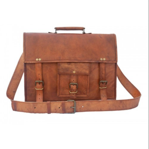 15 Inch Leather Messenger Bag For Men And Women at Rs 2098  piece ... d46e7e3115