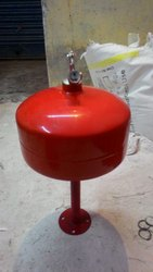 Agni A B C Dry Powder Type Automatic Modular Fire Extinguisher, Capacity: 5Kg