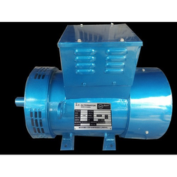 MS Power Diesel 15 kVA Three Phase Alternator, Voltage: 415 V