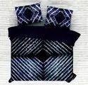 Cotton Shibori Duvet Cover Set