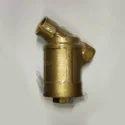 Brass Y Sprayer Filter