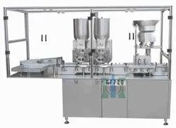 Injectable Dry Powder Filling Line