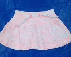 Kids Cotton Embroidered Skirts