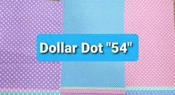 DOLLAR DOTS ''54'' LIGHT COLOUR