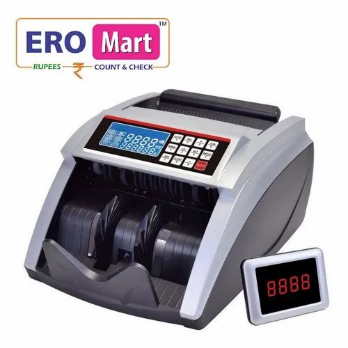 Bill Counter Machines with 100% Fake Note Detections in  Erode