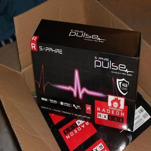 Sapphire 11265-05-20g Radeon Pulse Rx 580 8gb Gddr5 Dual