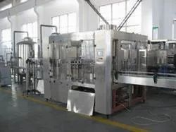 Water Bottling Mineral Water Plant