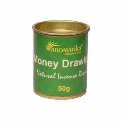 Money Drawing  Resin 50 gram Jar pack