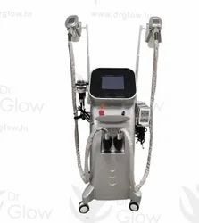 Fat Freezing Machine With Double Silicon Handles
