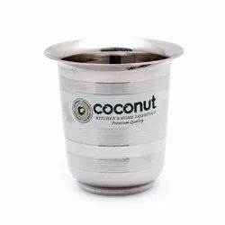 Coconut Stainless Steel A13 Glass