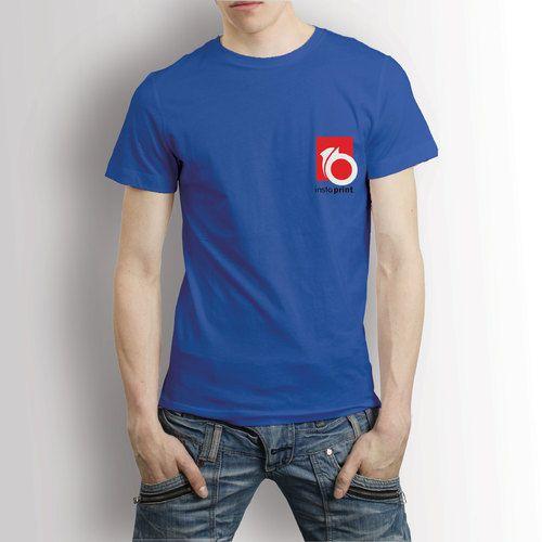 cbe39642b9 Half Sleeves Cotton Embossed Printed T Shirt, Rs 130 /piece   ID ...