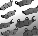 Front And Rear Disc Brake Pads, For Automobile Industry, Packaging Type: Box