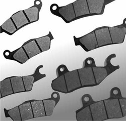 Two Wheeler Disc Brake Pads