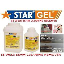 SS Weld Seam Cleaning Remover Star Gel