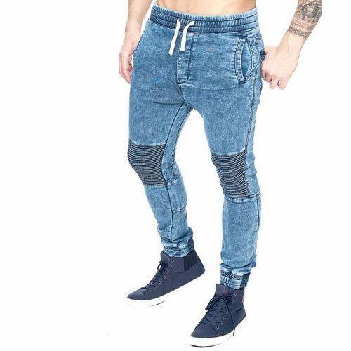 957d2bf14c9 Men Blue Mens Joggers Jeans
