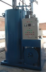 Vertical Packaged Steam Boiler