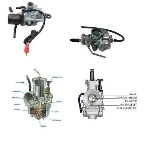 two wheeler carburetor parts