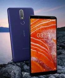 Nokia 3.1 Plus Mobile Phone