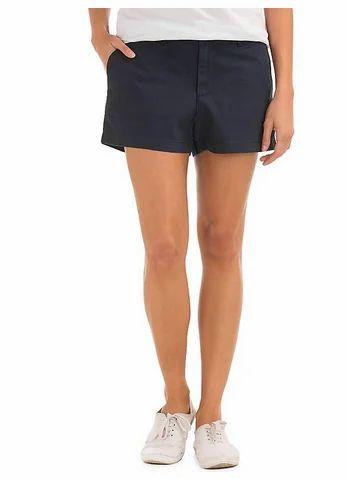 ladies shorts gap