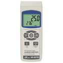 Anemometer,   Type K/j Temp., Sd Card Real Time Data Recorde