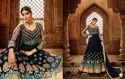 Glorious Georgette Embroidered Anarkali Salwar Kameez