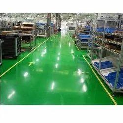 Antistatic Epoxy Floor Coatings