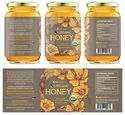 Self Adhesive Label for Honey