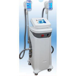 RF Double Cryolipolysis Machine