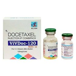 Docetaxel Injection IP Combipack