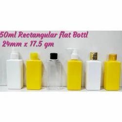 Rectangular Flat Spray Bottles