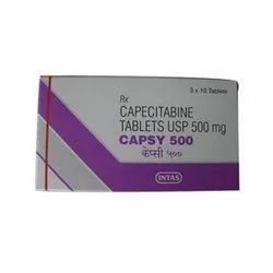 Capecitabine Tablets USP 500 mg