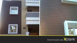 Grey Drywall Clad Vnext Premium Elevation Planks, For Walls