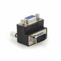 220 / 440 V Right Angled Adapter