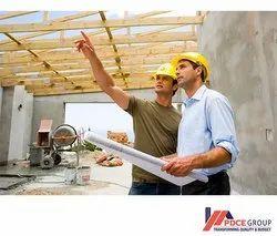 Industrial Building Survey, As Built Survey