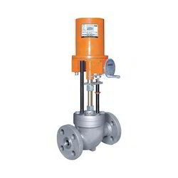 Motorized Steam Control Valves