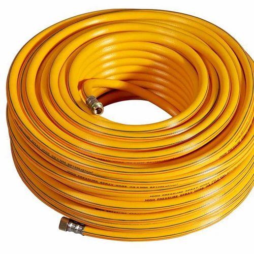 first rate e811e d5419 Yellow Power Spray High Pressure Hose