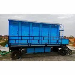 Biodigester Toilet Van