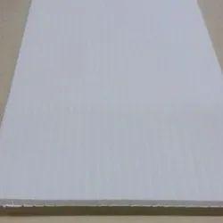 White Floor Protection Sheet