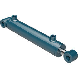 Paint Coated Double Action Hydraulic Cylinders