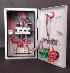Dry Sheet Metal Induction Motor Starter Panel