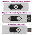 usb charging lighter