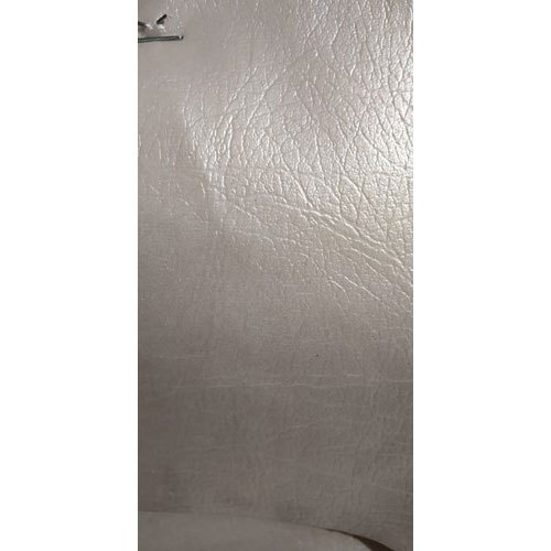 Grey Plain Shining Rexine Sofar Fabric, Thickness: 0.70 - 2 mm